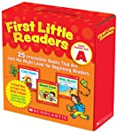 First Little Readers Parent Pack: Guided Reading Level A: 25 Irresistible Books That Are Just the Right Level for...