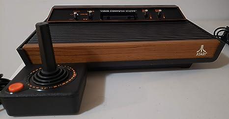 Atari 2600 Gemstick Joystick Controller In Great Working Condition 7800