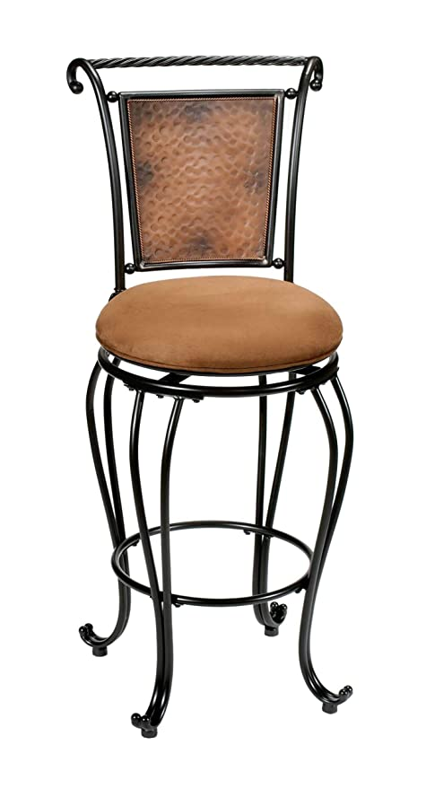 Astonishing Hillsdale Milan Swivel Counter Stool Gmtry Best Dining Table And Chair Ideas Images Gmtryco