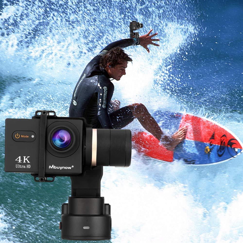 HERO4 Session AEE SJCam e Altro Action Camera HERO5 Feiyu WG2 Gimbal Stabilizzatore 3-Axis Handheld Impermeabile IP67 Compatibile con GoPro HERO6