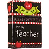 """101 Blessings for My Teacher"" Cards - A Box of Blessings"
