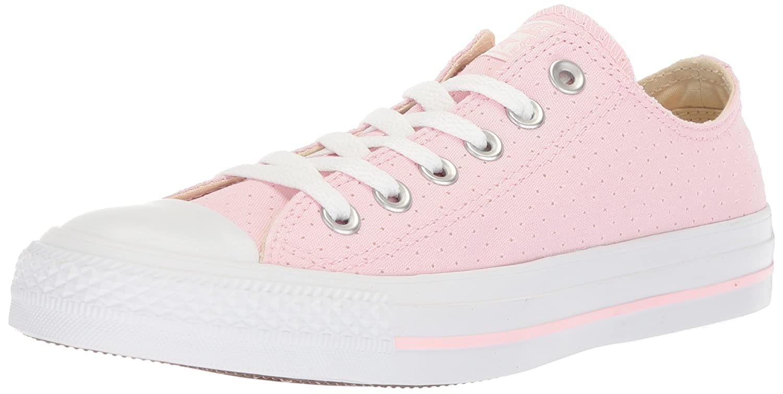 Converse CTAS Ox Cherry Blossom White, Zapatillas para Mujer