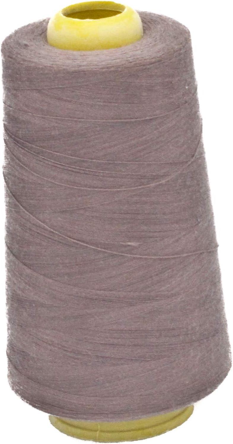 6000 Yards 40//2 Polyester Thread Cones Pantone Colors Beige - 1082