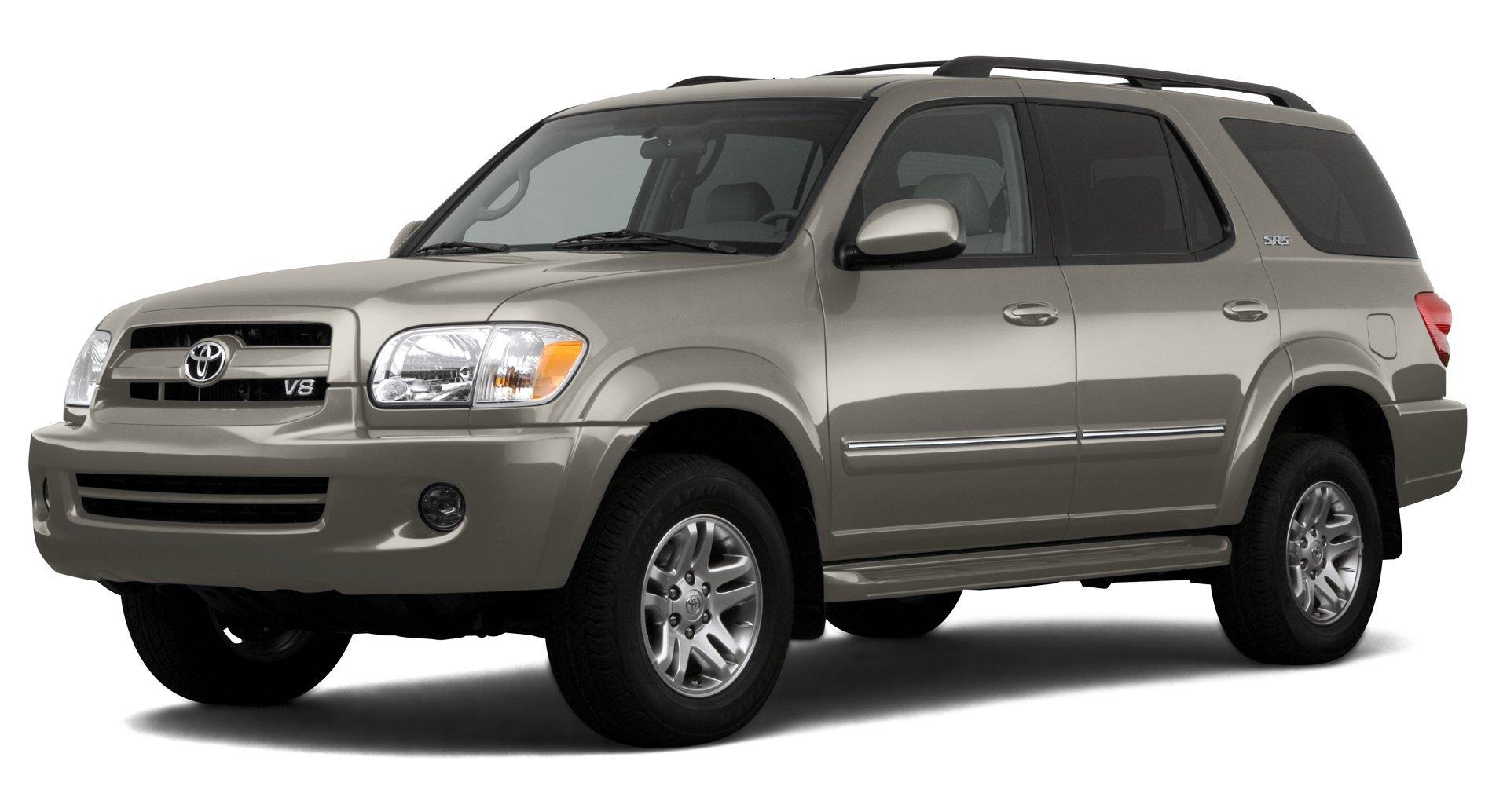 2007 Toyota Sequoia Limited, 2-Wheel Drive 4-Door (GS) ...