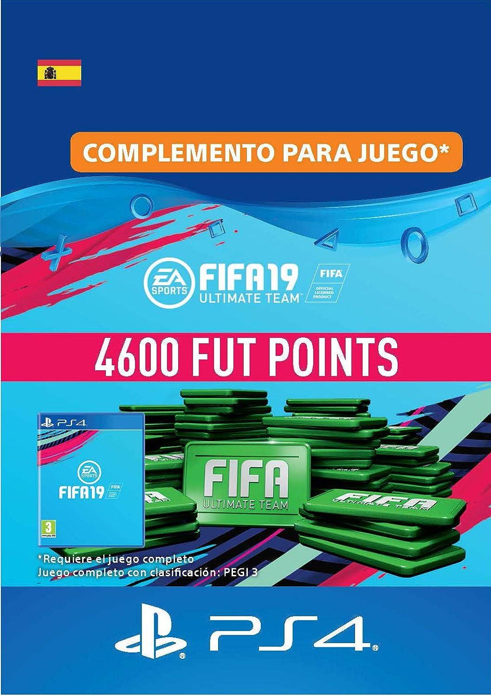 FIFA 19 Ultimate Team - 4600 FIFA Points | Código de descarga PS4 ...