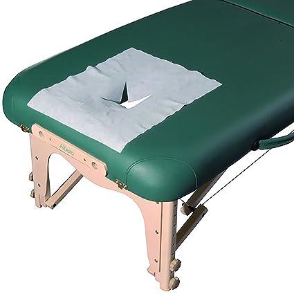 MT masaje desechable cubierta Respiro (Pack de 100) para camilla de masaje América marca