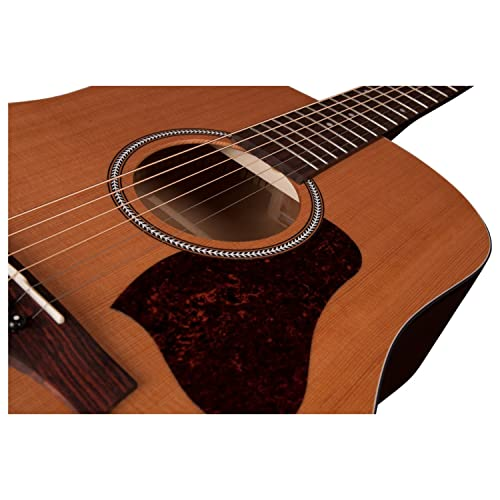 Seagull 046386 S6 Original New 2020 Model Acoustic Guitar w/Hard Shell Case