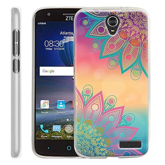 7d98b493a Amazon.com: ZTE Warp 7 Case, ZTE Grand X3 Case, ZTE ZMAX Grand LTE ...