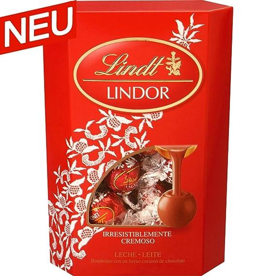 Lindt Bombón Chocolate - 500 gr