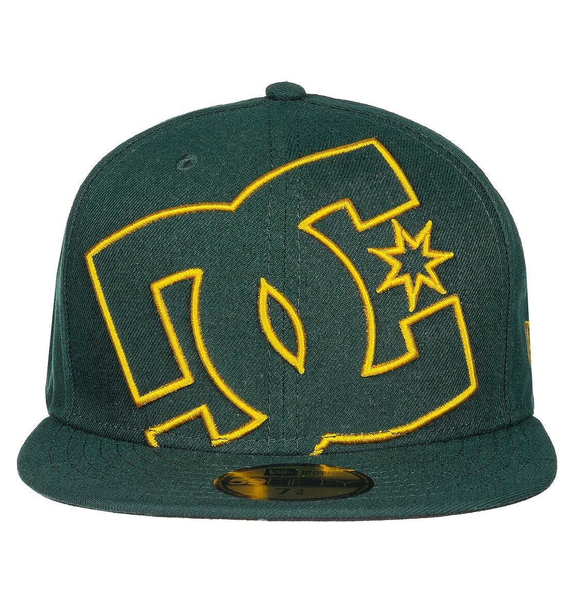 73952a36 Amazon.com: DC Men's Coverage II New Era Hat: Clothing