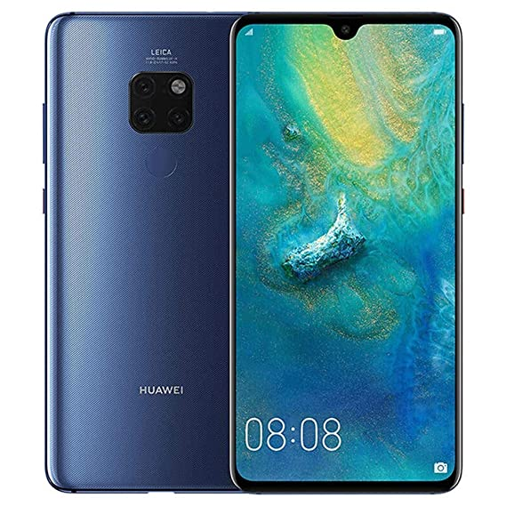 the best attitude fdcde 4e594 Huawei Mate 20 X EVR-L29 Dual Sim 128GB/6GB (Midnight Blue) - Factory  Unlocked - GSM ONLY, NO CDMA - No Warranty in The USA