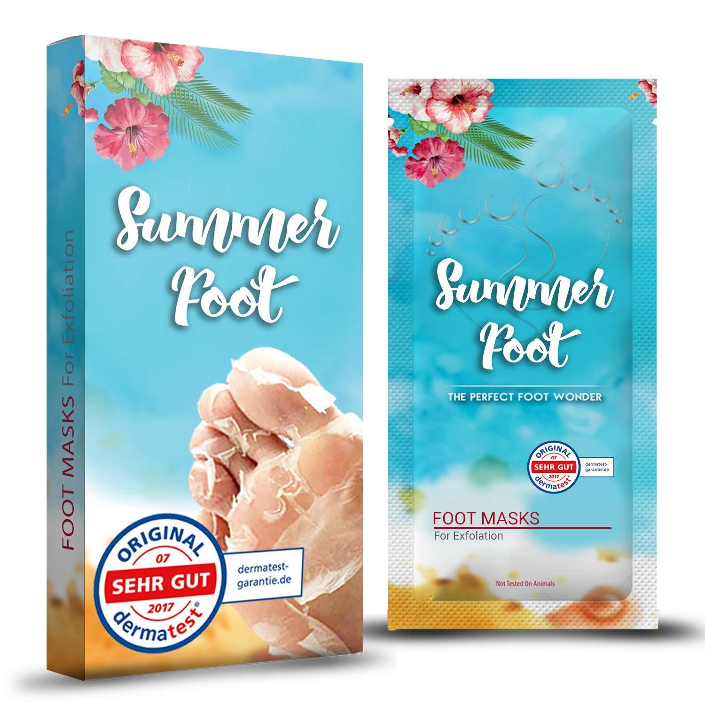 SUMMER FOOT 尊享去角质脚膜