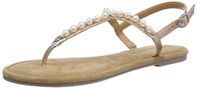 e82a96c7b262f4 Tamaris Damen 28158 Slingback Sandalen  Amazon.de  Schuhe   Handtaschen