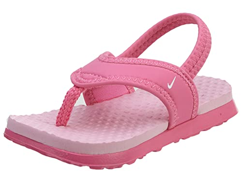 info for 4f1e4 e4abc Nike Girl s Celso (TD) Toddler Sandal Gym Pink Perfect Pink White Size