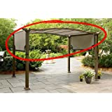 Charmant The Outdoor Patio Store Replacement Canopy For Sears Garden Oasis Pergola  S PG11D1 Light Polyester