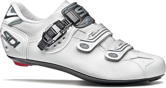SIDI Genius 7 - Zapatillas de Ciclismo para Hombre, Color Blanco ...