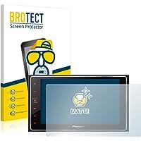 brotect Pellicola Protettiva Compatibile con SanDisk Sansa Clip Sport Pellicola Trasparente Anti-Impronte 2 Pezzi
