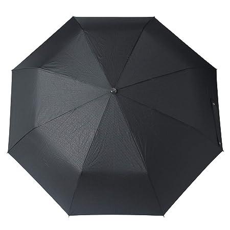 Hugo Boss Grid Paraguas clásico, 104 cm, Negro (Black): Amazon.es: Equipaje