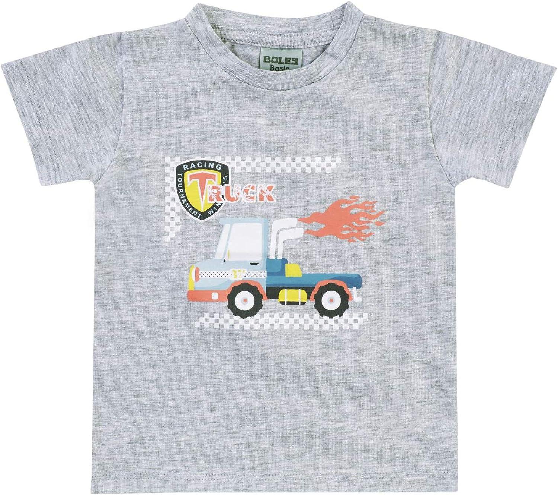 BOLEY T-Shirt Basic Line Camiseta para Beb/és