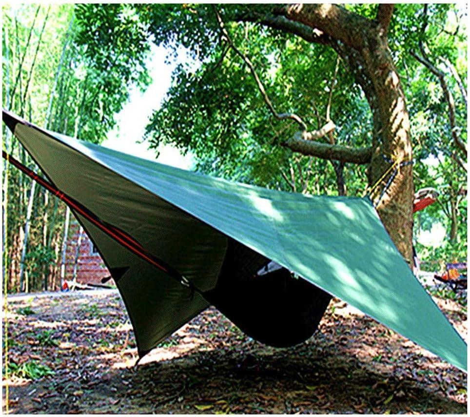 Hamaca Mosquitera 1 Persona Hamaca para Acampar con Mosquitera, Una Hamaca De Camping con Mosquiteras, Paño De La Cortina Simple 250 * 120 (con Accesorios) Operación ( Color : Picture Two )