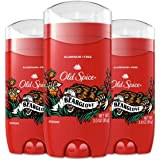 Old Spice Aluminum Free Deodorant for Men with 48 Hour Protection, Bearglove Scent, 3 Oz, Pack Of 3