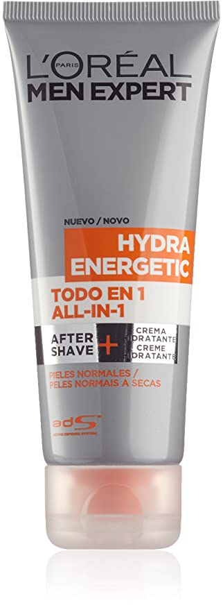 LOréal Paris Men Expert Hydra Energetic Todo en 1 After Shave + Crema Hidratante