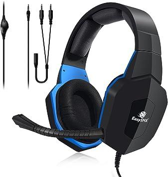 Cascos Xbox One, EasySMX ESM939P Estéreo Auriculares para Juegos ...