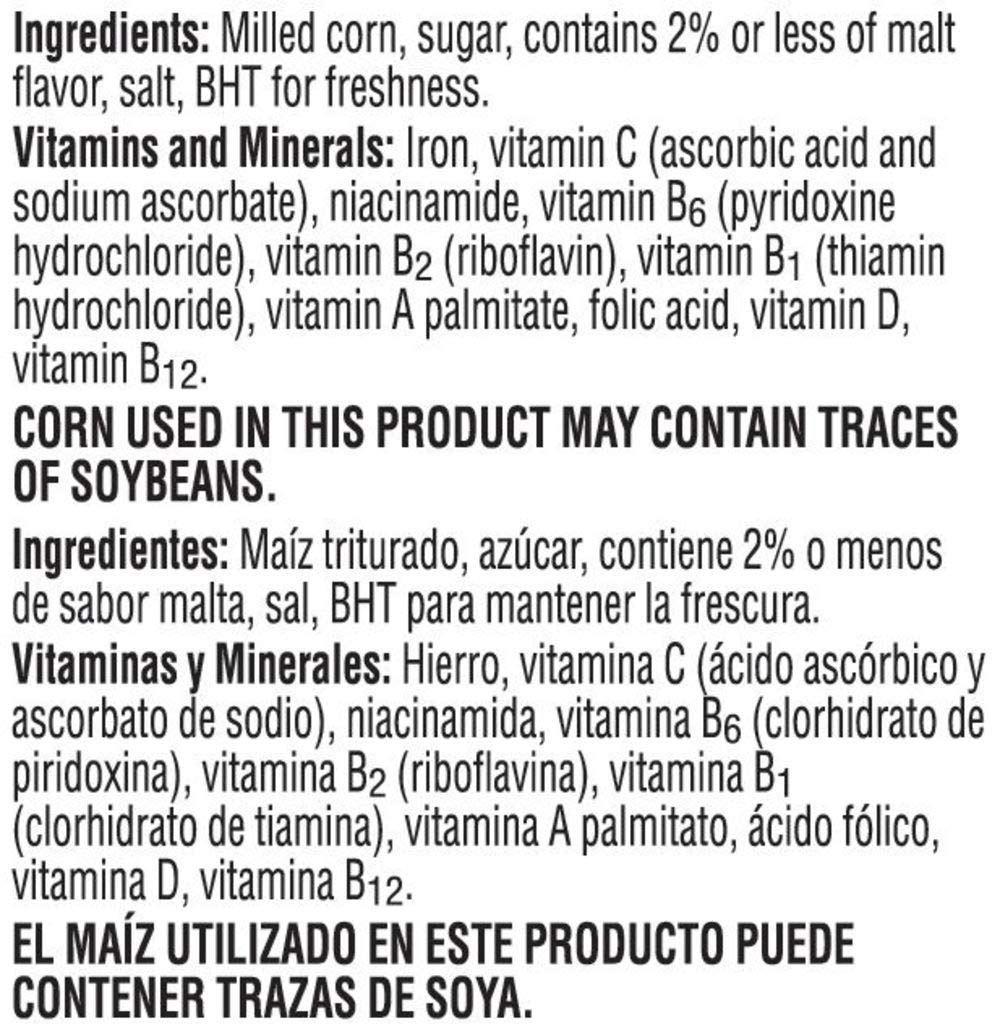 Kellogg's Fat-Free Breakfast Cereal, Frosted Flakes, 19.2 Ounce by Kellogg's (Image #3)