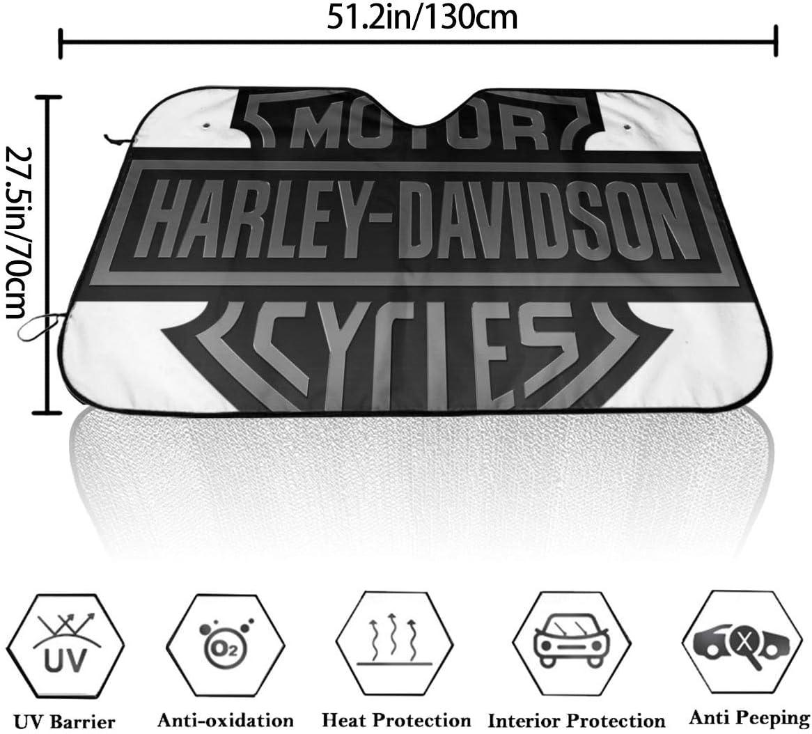 YF150 Parasole per Parabrezza Anteriore con Logo Harley Davidson