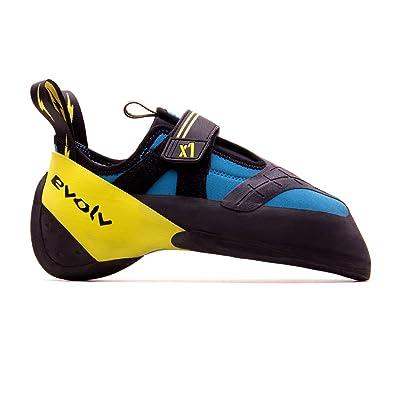 Evolv X1 Climbing Shoe - Men's: Sports & Outdoors