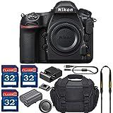 Nikon D850 DSLR Camera (Body Only) + 3 Memory Card Bundle