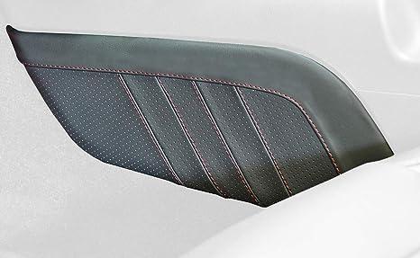 Amazon.com: RedlineGoods - Funda de piel para Ford Mustang ...