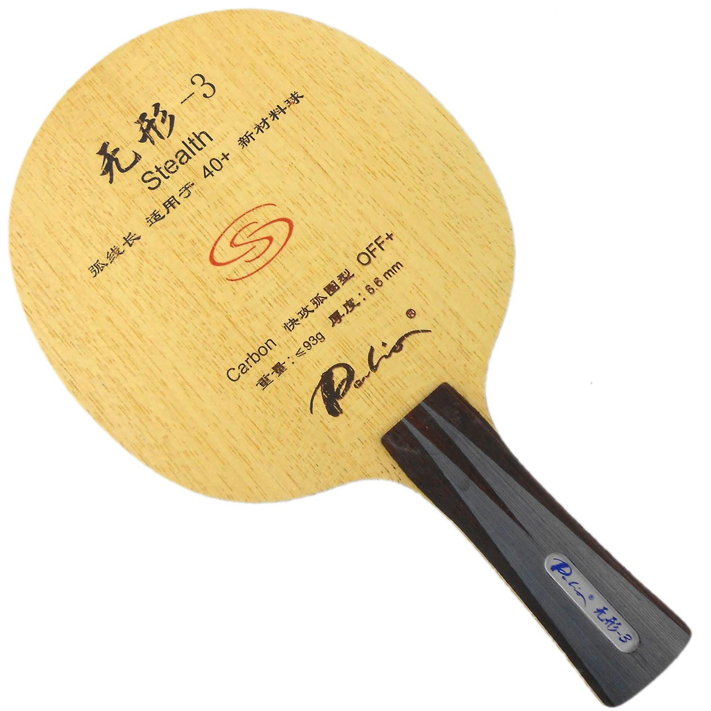 非常に高い品質 Palio B00OSUM8K8 stealth-3 FL stealth-3 Table Tennisブレード FL B00OSUM8K8, 鳥の巣箱:4f2dde1e --- b2b.casemyway.com
