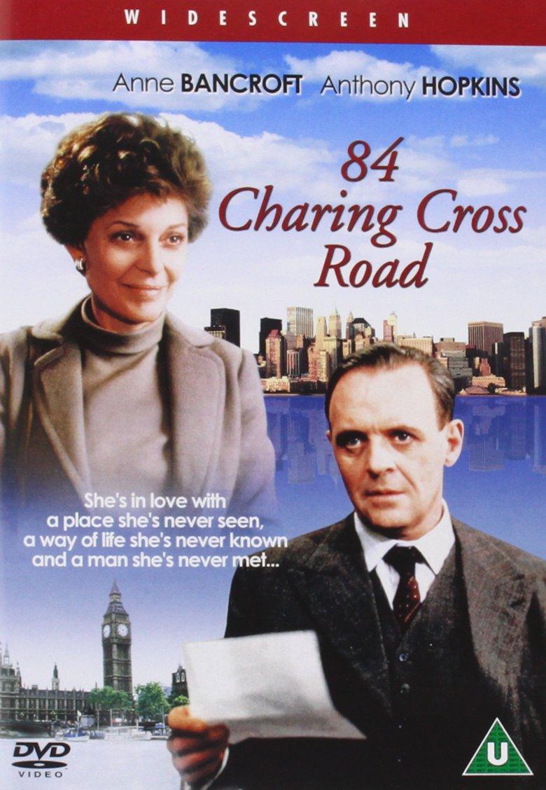84 Charing Cross Road [Reino Unido] [DVD]