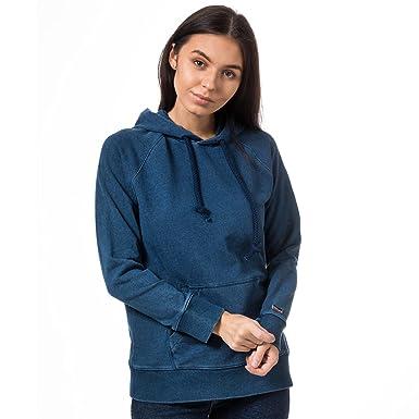 Levis - Sudadera con Capucha - para Mujer Azul Azul 42