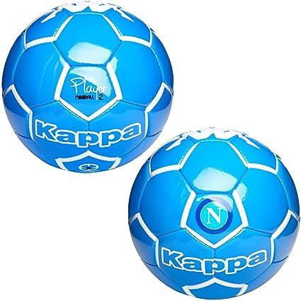 Pequeño Balón de fútbol Nápoles – oficial Napoli – Kappa: Amazon ...