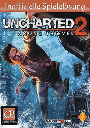 Uncharted 2 - Lösungsbuch ( inoffiziell )