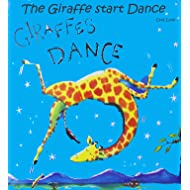The Giraffe start Dance: Monkeys-Birds Can Climb-Fly