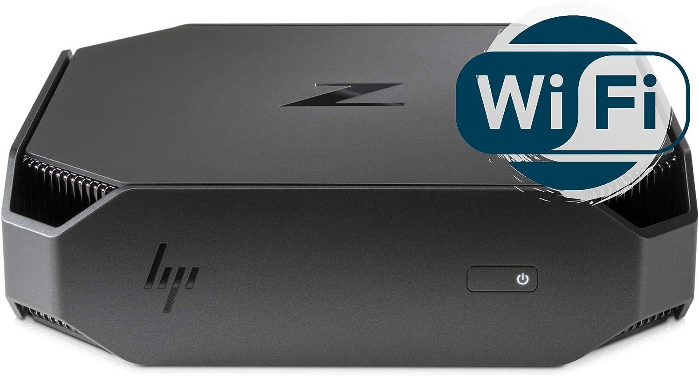 HP Z2 G4 Mini Workstation PC with 4.1GHz Intel Hexa-Core i5-8500 Processor, WiFi+BT/1TB HDD/8GB RAM - Windows 10 Professional