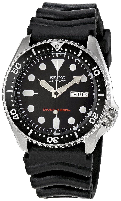 Amazon.com: Seiko SKX007K reloj automático ...