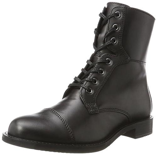Ecco Shape 25, Botas Militar para Mujer, Negro (Black), 42 EU Ecco