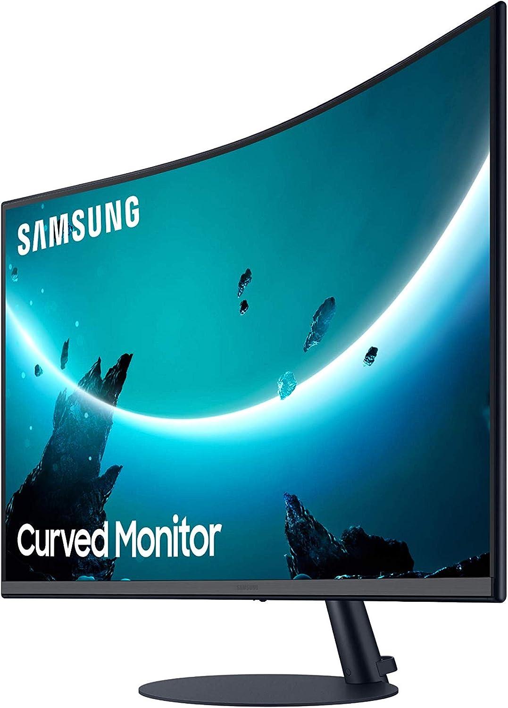 Samsung C24t550fdu Computers Accessories