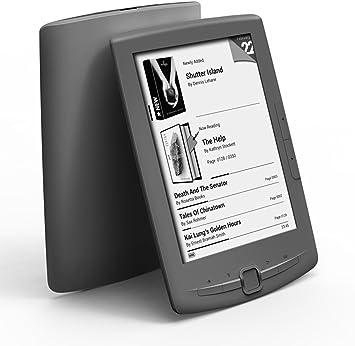 Approx APPEB04G - Lector de eBook de 6 pulgadas, 4 GB: Amazon.es ...