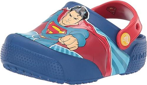 Crocs Kids' Fun Lab Superman Light-Up
