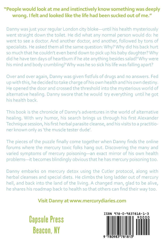 The Mercury Diaries: Amazon co uk: Daniel Forsyth