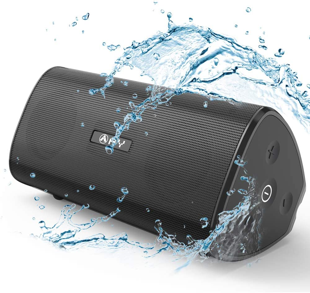 AY Portable Bluetooth Speakers Stereo Sound with Richer Bass and Very Affordable