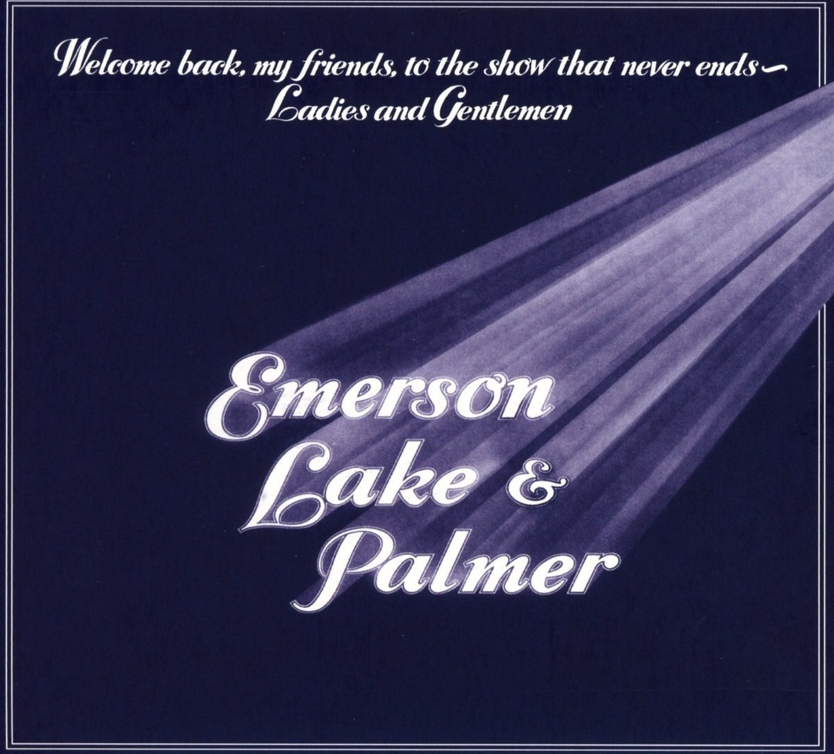 Emerson Lake Palmer Welcome Back My Friends Amazon Music