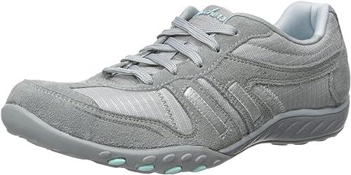 Skechers Breathe-Easy Jackpot, Zapatillas para Mujer: Skechers ...