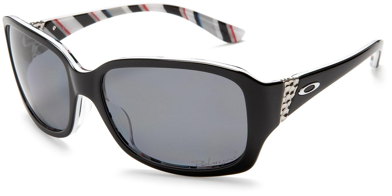 4446f9429b26e Amazon.com  Oakley Women s Discreet Polarized Sunglasses