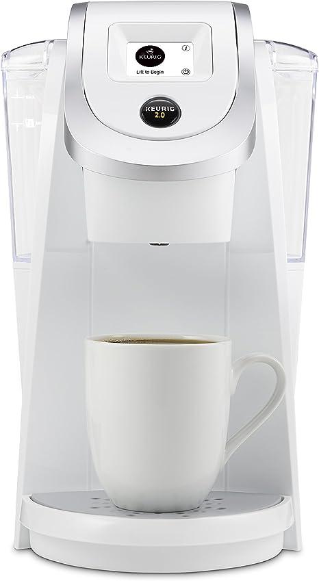 Cafetera Keurig 2.0, K200, Blanco, K200, 1